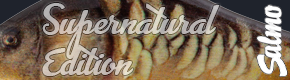 Salmo Slider Supernatural Edition