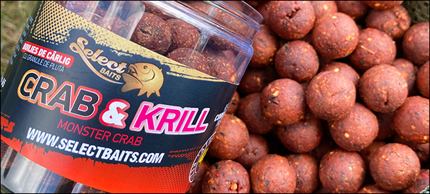 Select Baits Crab & Krill