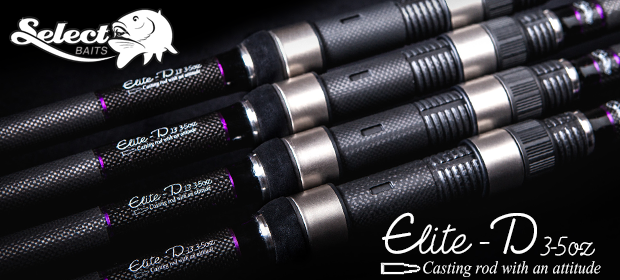 Select Baits Elite-D