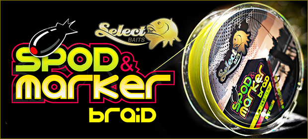 Select Baits Spod Marker Braid