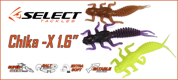 Select Tackle Chika X