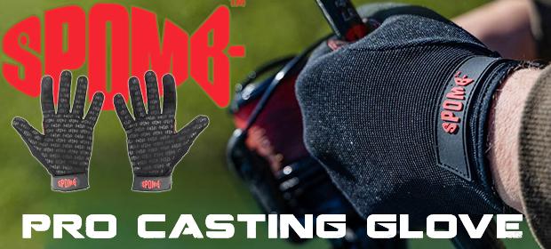 Spomb Pro Casting Gloves