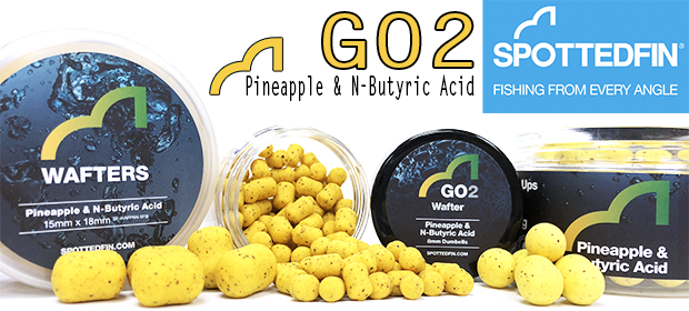 Spotted Fin Go2 Pineapple n-butyric