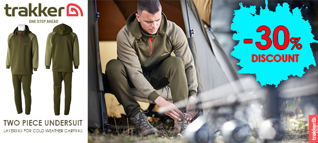 Trakker Two Piece Undersuit offer
