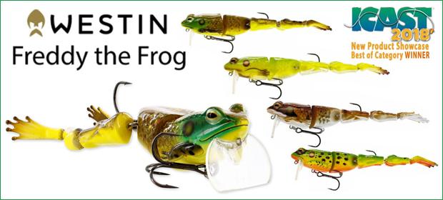 Westin Freddy the Frog